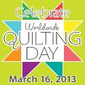 2013WorldwideQuiltingDay